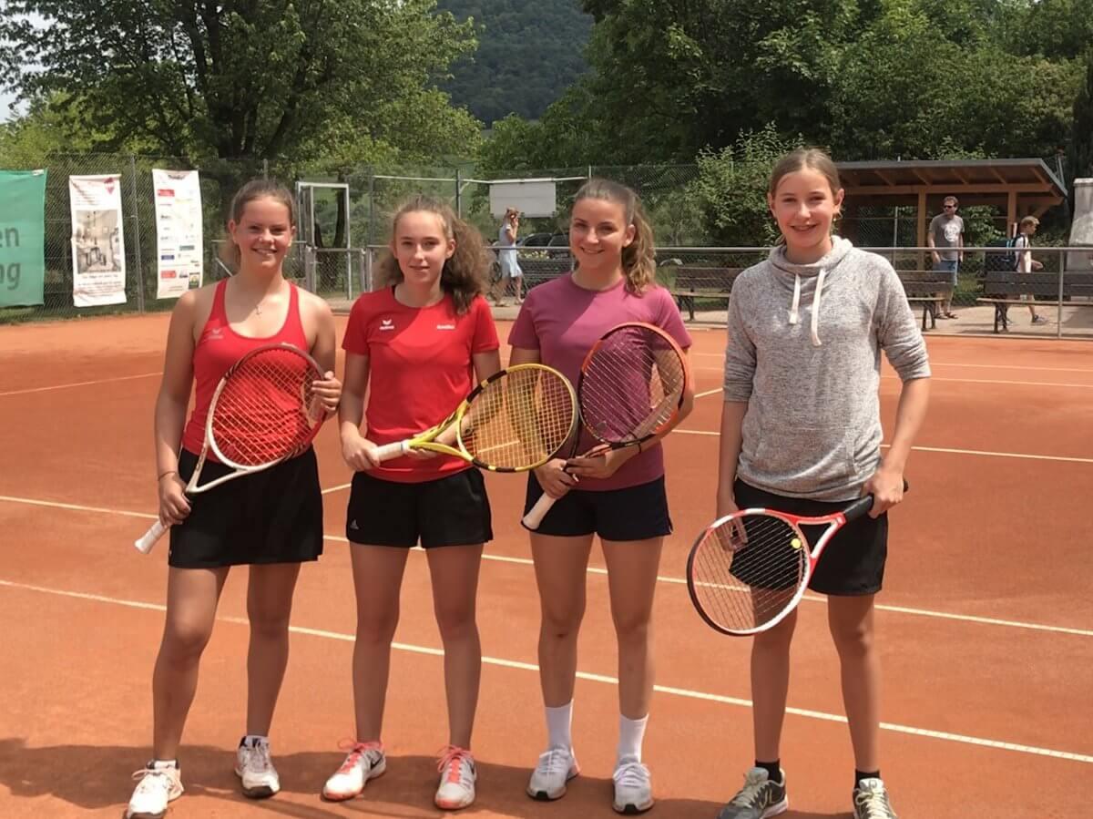 Bild Juniorinnen 2019