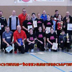 Tischtennis-Hobbymeisterschaften 2020