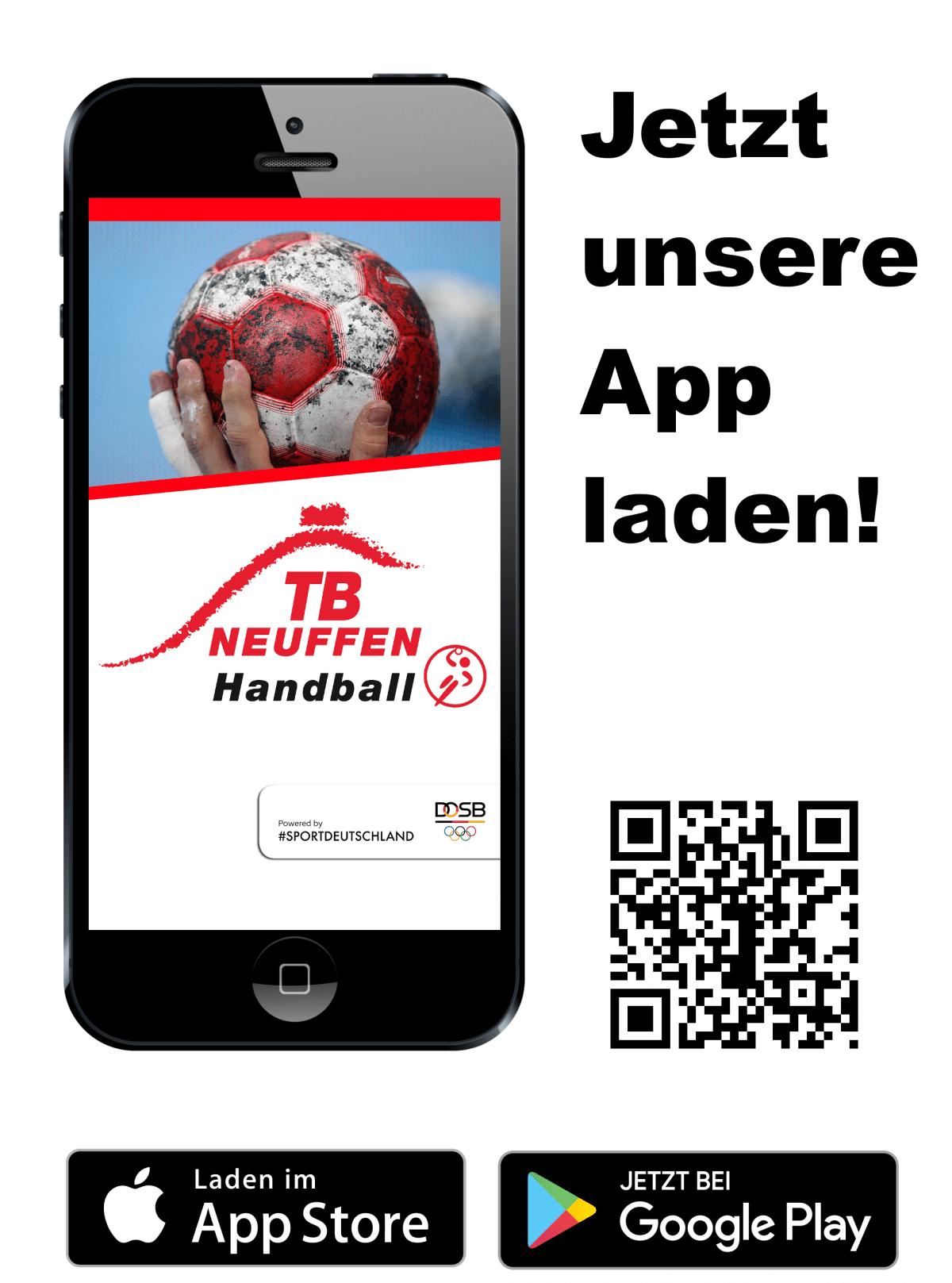 2020 07 07 Promotion App Handball Tb Neuffen