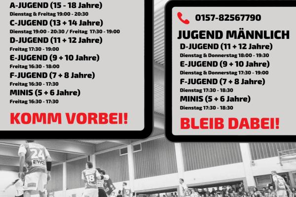 Flyer Jugend 2020 Png
