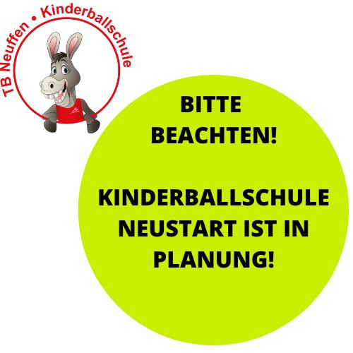 2021 09 22 Kinderballschule Neustart Logo
